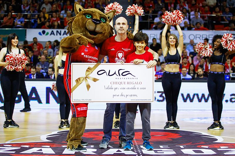 DanceCamAura_BasketZaragoza-BarcaLassa_Playoff