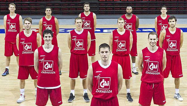 Liga ACB , Jornada 18, Caja Laboral Baskonia-Cai Zaragoza (Domingo 20/01/13 a las 12:00h) Plantilla1213