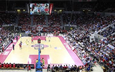 Calendario Tecnyconta.Basket Zaragoza